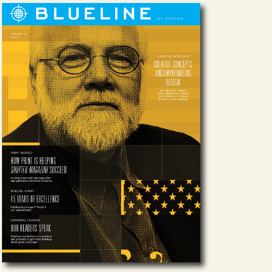 BLUELINE Magazine Vol VI