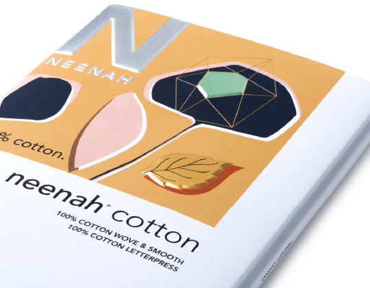 Introducing Neenah Cotton
