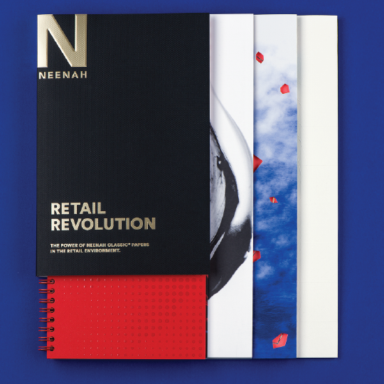 Retail Revolution by Neenah