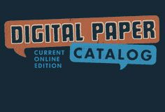 Digital Paper Catalog